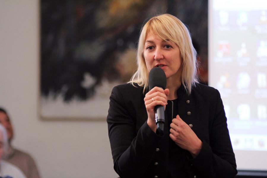 Елена Лаврова, директор культурных программ фонда «Усадьба Белкино»