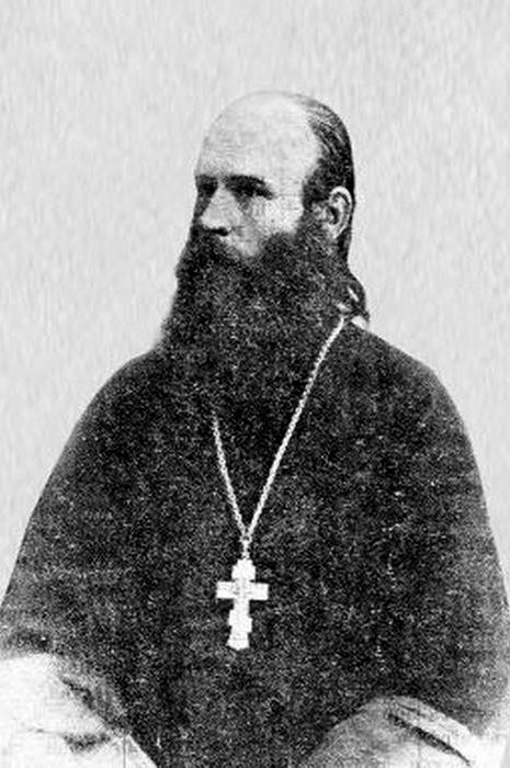 Исповедник веры свящ. Николай Лебедев
