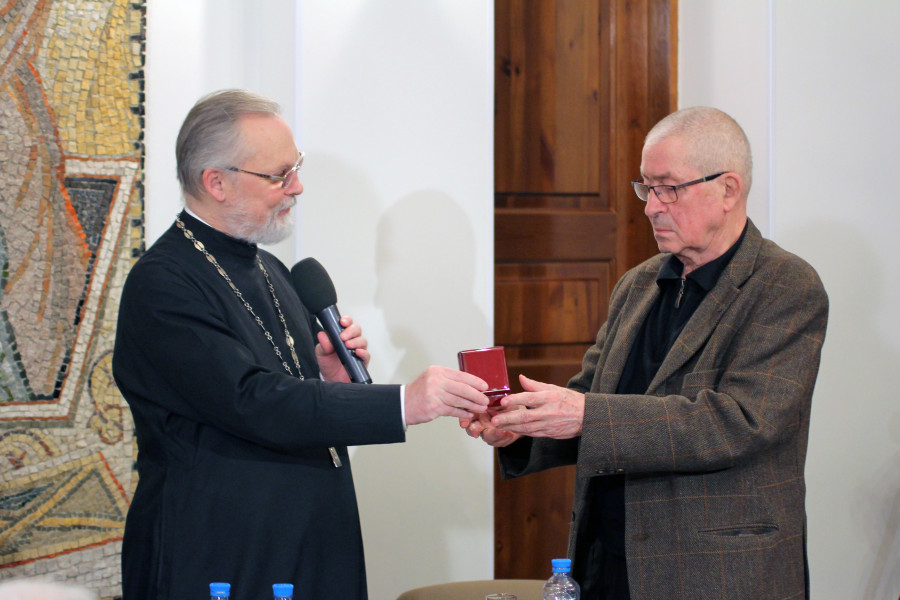 Священник Георгий Кочетков, Никита Игоревич Кривошеин