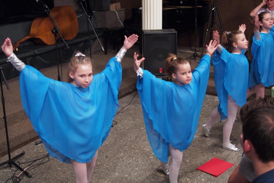 Детский ансамбль «Вдохновение»