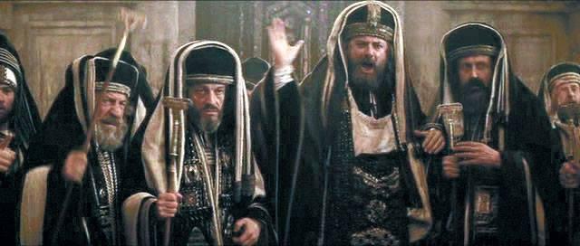 Возмущенные фарисеи, кадр из кинофильма