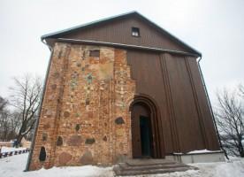 В приходском комплексе древнейшего храма Гродно открылась выставка, посвященная памяти ...