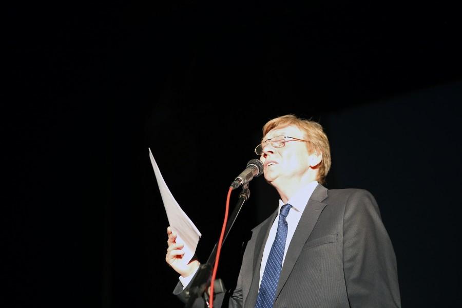 Игорь Ветров, актер и режиссер, театральный педагог