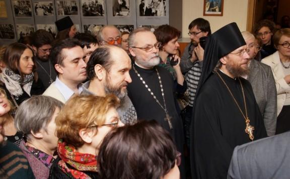 В СФИ состоялся вечер памяти протопресвитера Виталия Борового