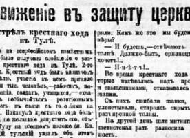 19 февраля 1918 года: большевики начали расстреливать верующих у церквей