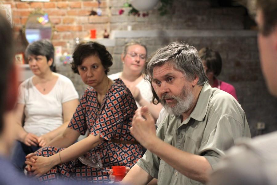 Встреча с Николаем Наседкиным