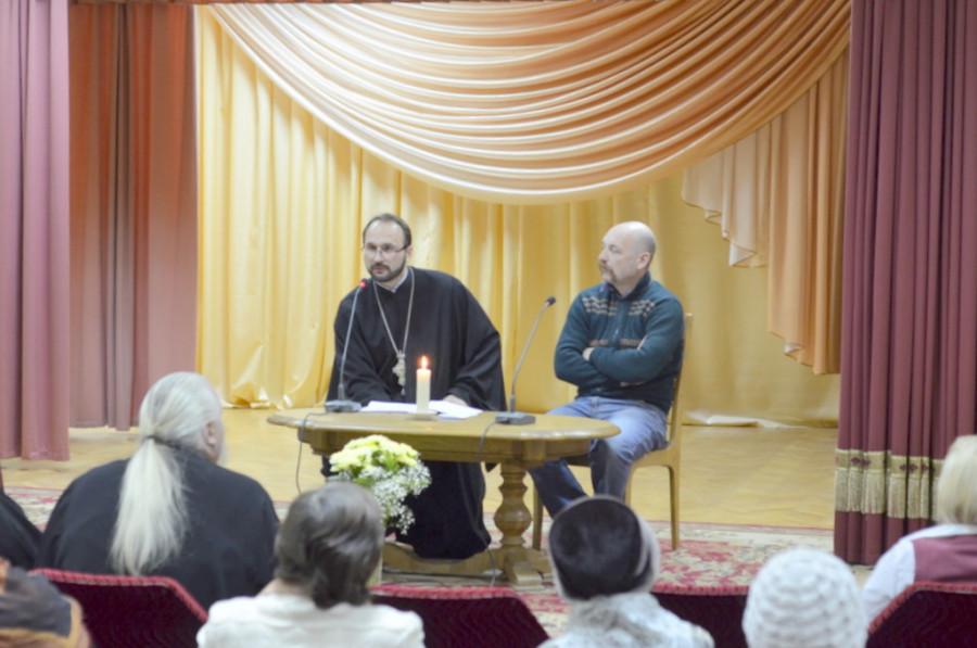 Священник Александр Лопушанский, Андрей Скидан