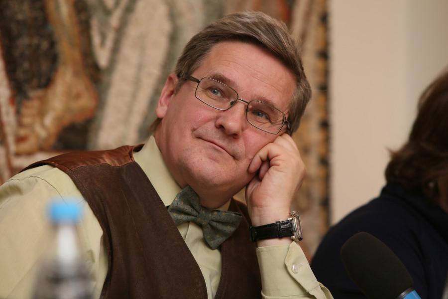 Владимир Лавренов, член Государственного Геральдического Совета при Президенте РФ