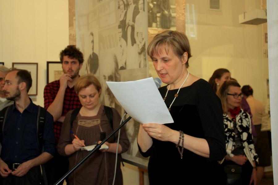 Юлия Балакшиина, соавтор концепции выставки
