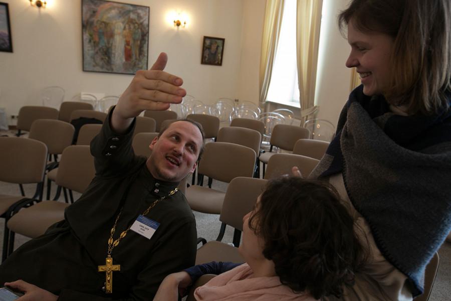 Священник Петр Боев, председатель отдела по взаимотношениям церкви и общества Красноярской епархии (Красноярск)