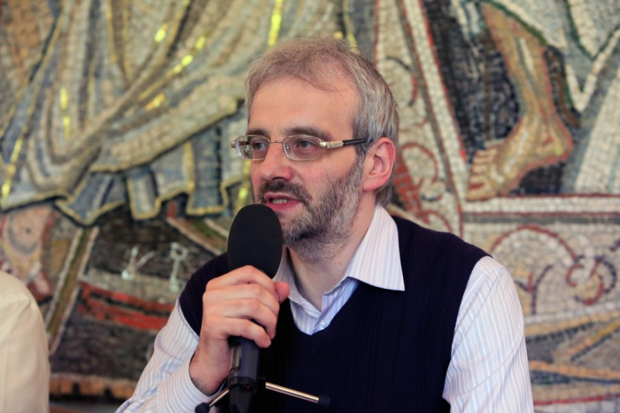Gleb Yastrebov, Head of Scripture and Biblical Disciplines at SFI