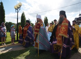 РПЦ празднует день памяти новомучеников и исповедников земли Белгородской
