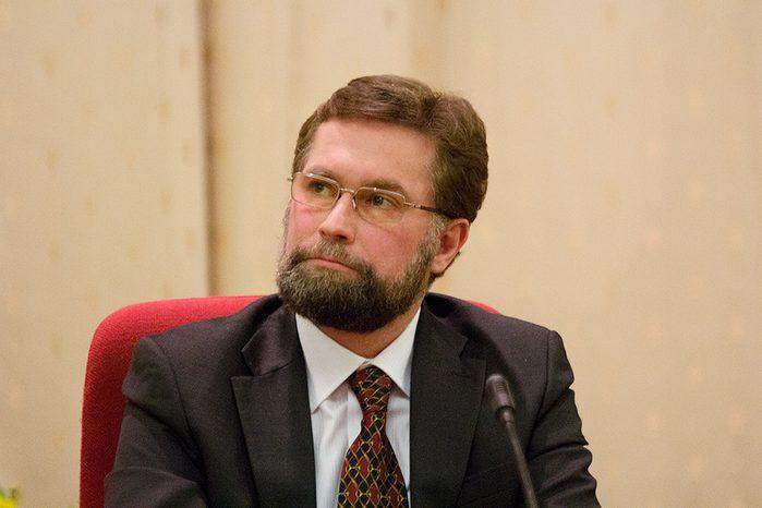 Дмитрий Гасак, проректор СФИ