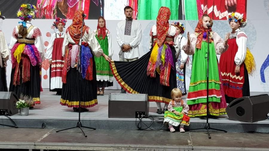 Фольклорный ансамбль «Веретёнце»