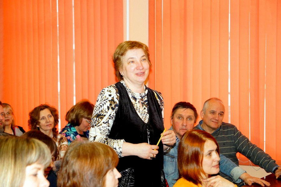 Ирина Фельдт