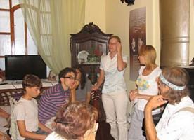 Литературно-музыкальный вечер «Сколько стоит человек?» в Феодосии