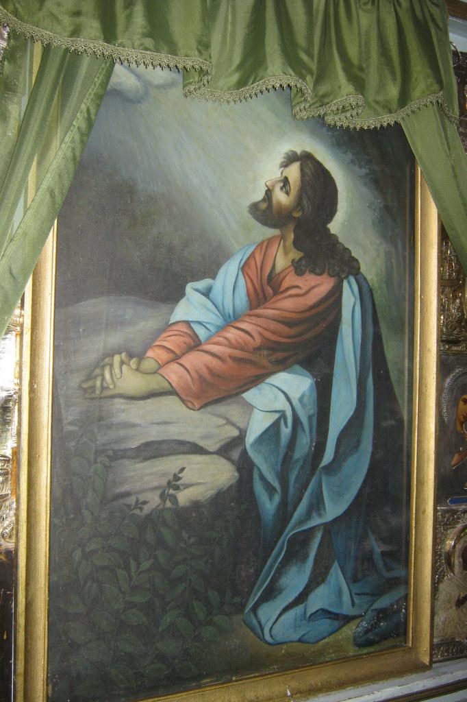 Фото 2. Икона «Моление о Чаше»