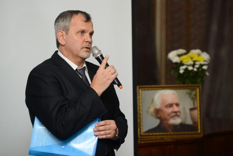 Дмитрий Дьяков, публицист, директор Издательского дома ВГУ