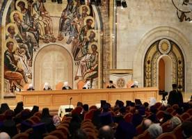 Святейший Патриарх Кирилл: Мы должны делать все необходимое для того, чтобы служба Божия ...