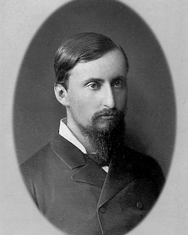 Князь Д.И. Шаховской. 1887 г.