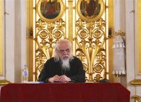 Епископ Орехово-Зуевский Пантелеимон: Дела милосердия лучше всего совершаются там, где ...