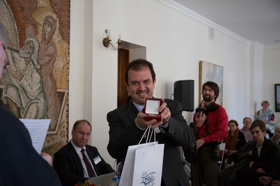Паоло Петракка, доктор экономических наук, президент ACLI провинции Милана (Италия, Милан)
