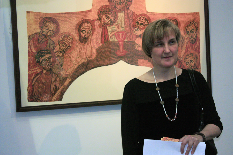 Юлия Балакшина, член оргкомитета конференции, председатель Свято-Петровского братства