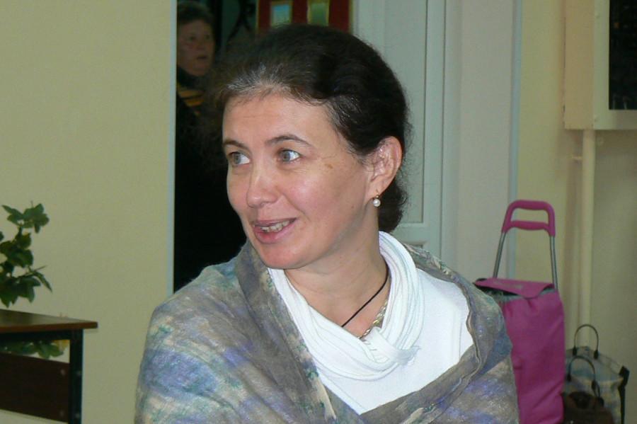 Инна Ткаченко