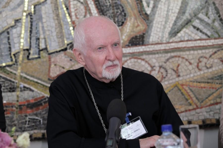 Fr. John Erickson, Professor Emeritus of St. Vladimir's Seminary