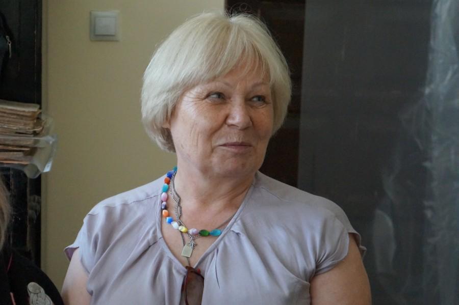 Ольга Барышева