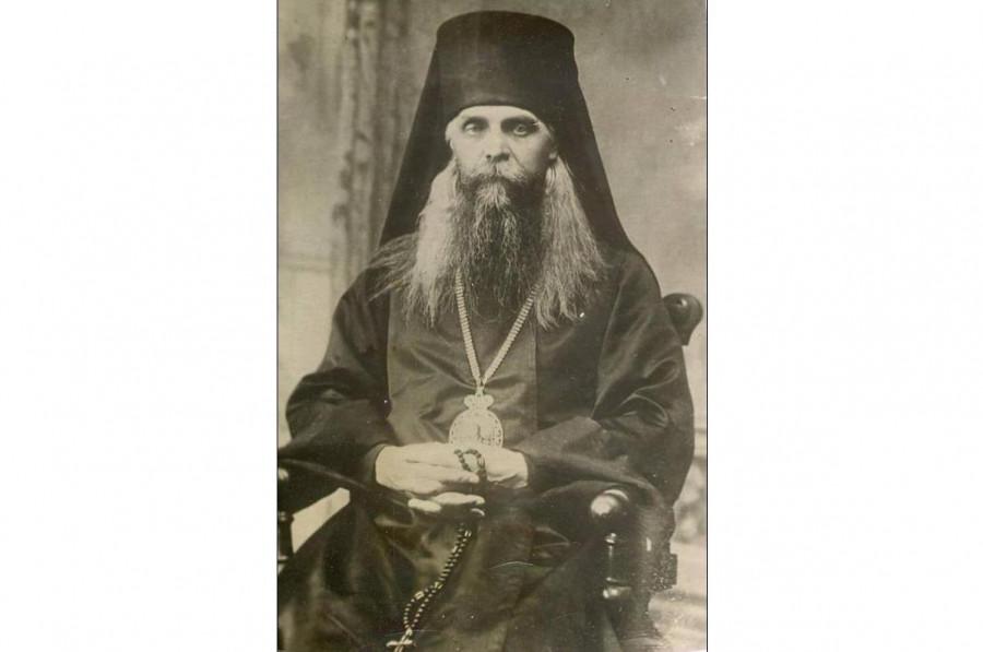 Епископ Макарий (Опоцкий). Фото из личного архива Е. И. Пикиной