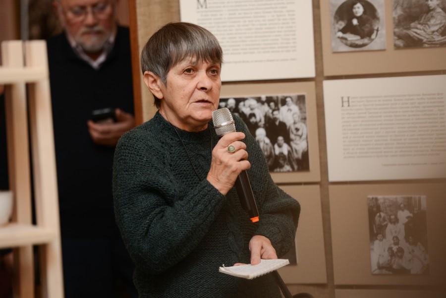 Галина Умывакина, поэт, председатель воронежского регионального отделения Союза российских писателей