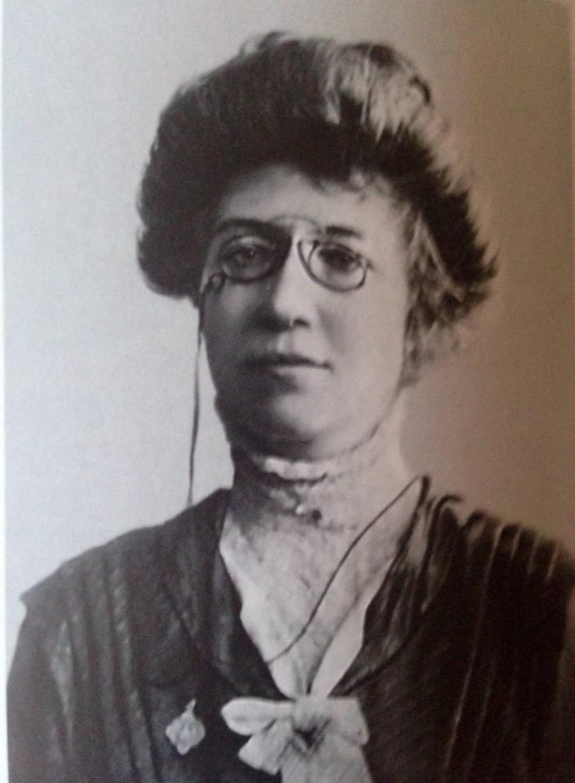 Надежда Минейко – участница Женского патриотического союза. Погибла в Холмогорском лагере в 1921 году