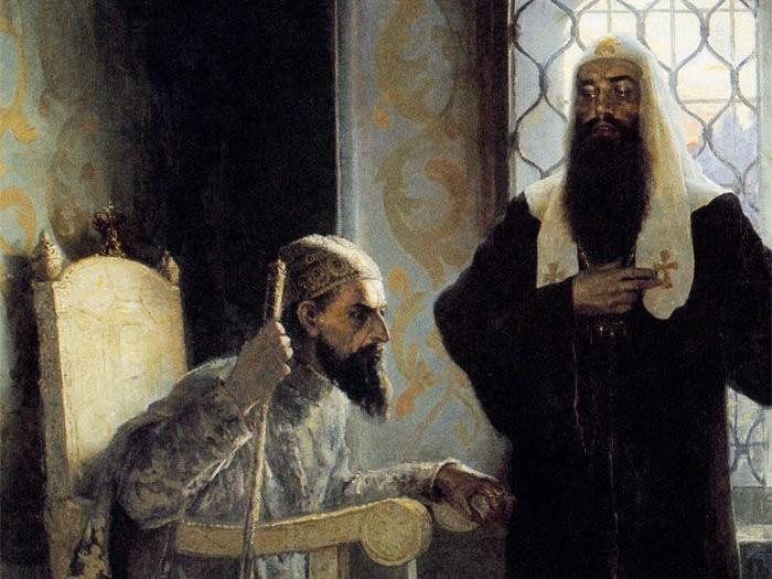 О. Кузьмин. Иоанн Грозный и митрополит Филипп