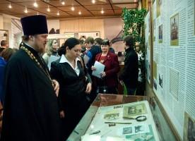 Выставка о деятельности Николая Неплюева в Воронеже