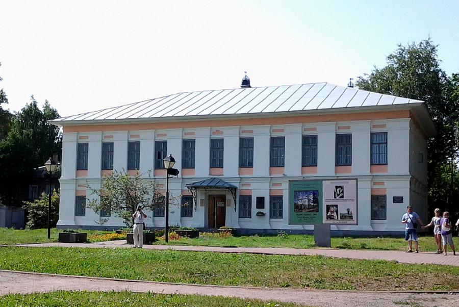 Дом-музей В. Шаламова