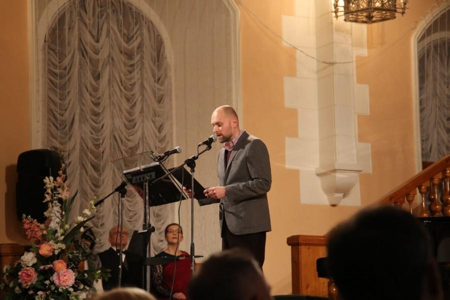 Евгений Тенетов, директор Северного морского музея