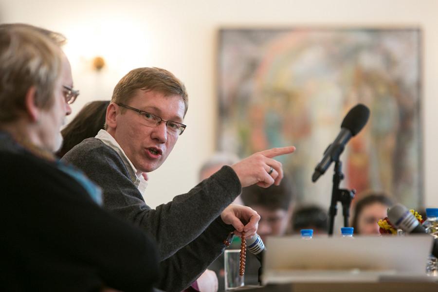 Андрей Тесля, , к.филос.н., доцент Тихоокеанского государственного университета (Хабаровск)