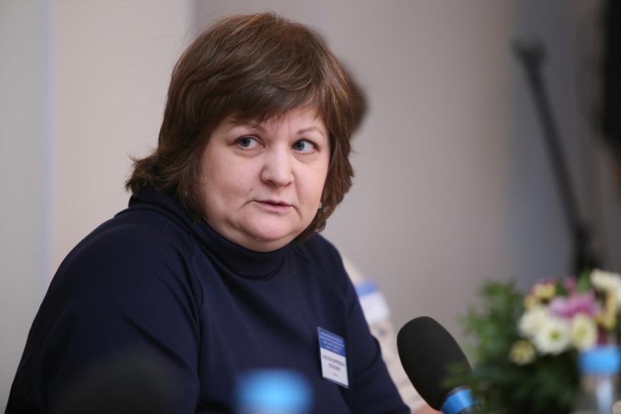 Наталия Игнатович, преподаватель Богословского колледжа при СФИ