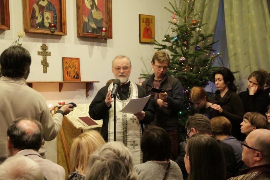 Священник Георгий Кочетков, ректор