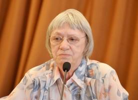 Церковный историк Лидия Головкова выступила с лекцией о Большом терроре
