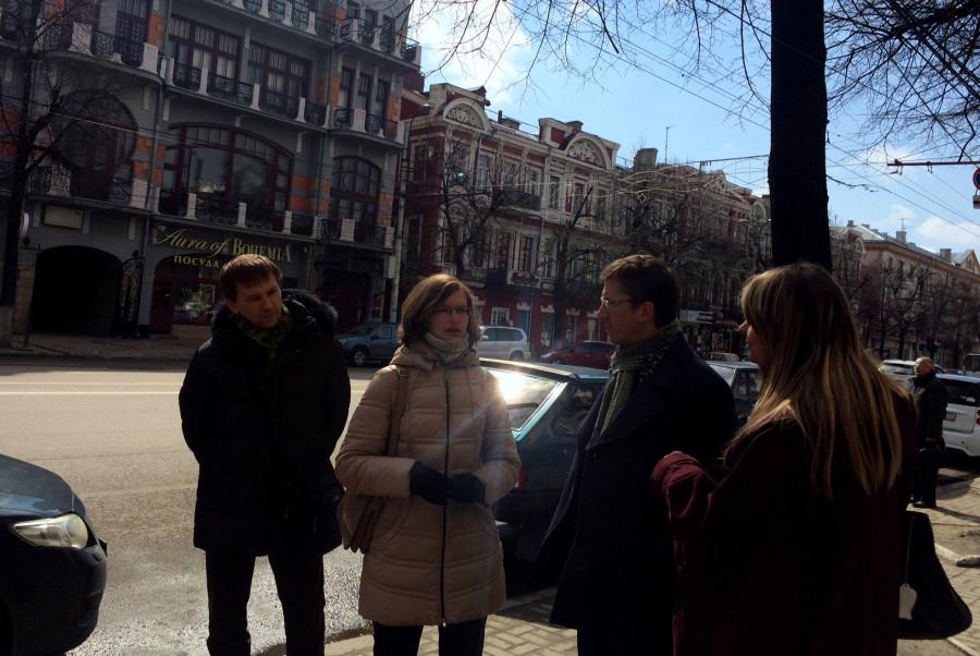 Экскурсия по местам памяти Осипа Мандельштама