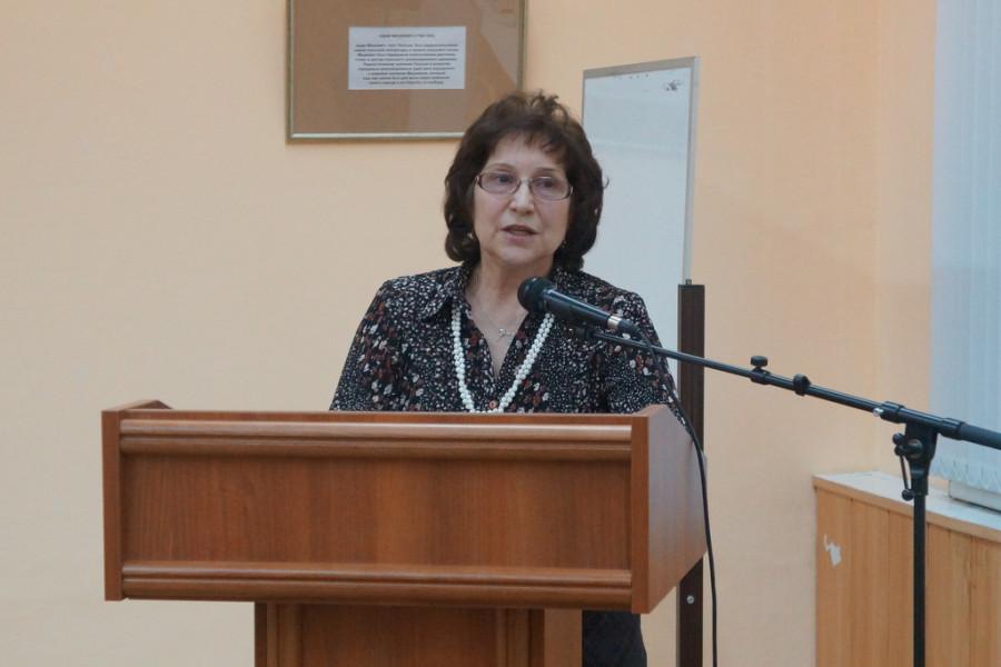 Л.Кашулина