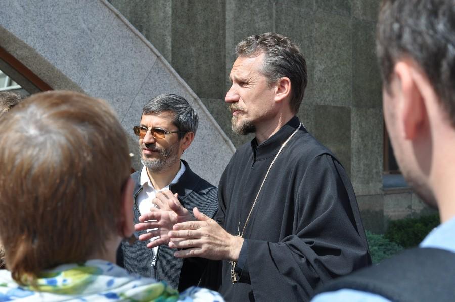 Священник Георгий Урбанович
