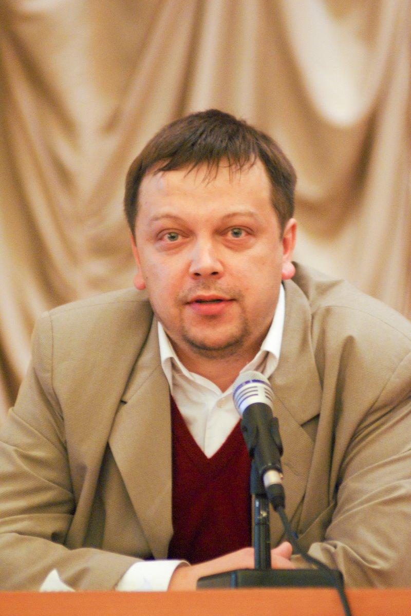 П.Г. Рогозный, канд. ист. н. (ИРИ РАН)