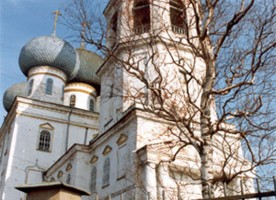Оборонный завод «Северный рейд» шефствует над православным храмом