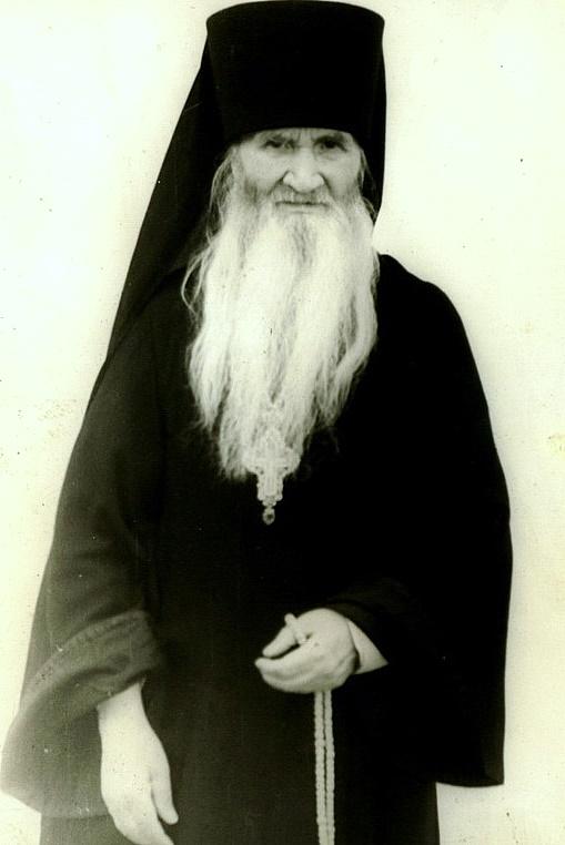Преподобный Севастиан Карагандинский. Фото с сайта www.optina.ru.