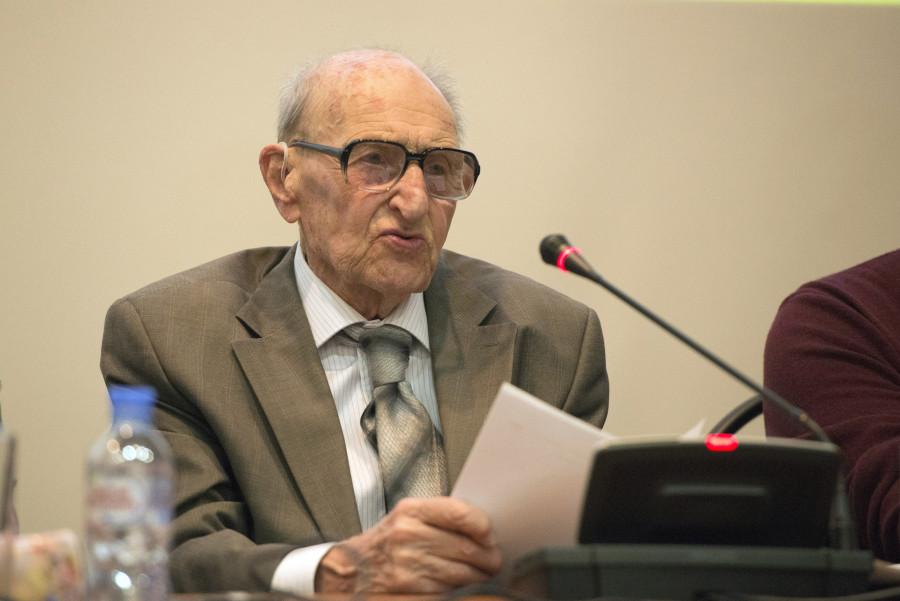 Сергей Михайлович Шик, старший сын отца Михаила Шика