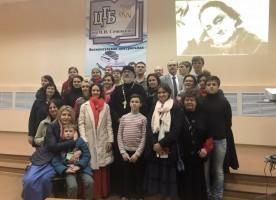 Вечер памяти, посвящённый жизни выдающегося музыканта-исполнителя Марии Юдиной, состоялся...