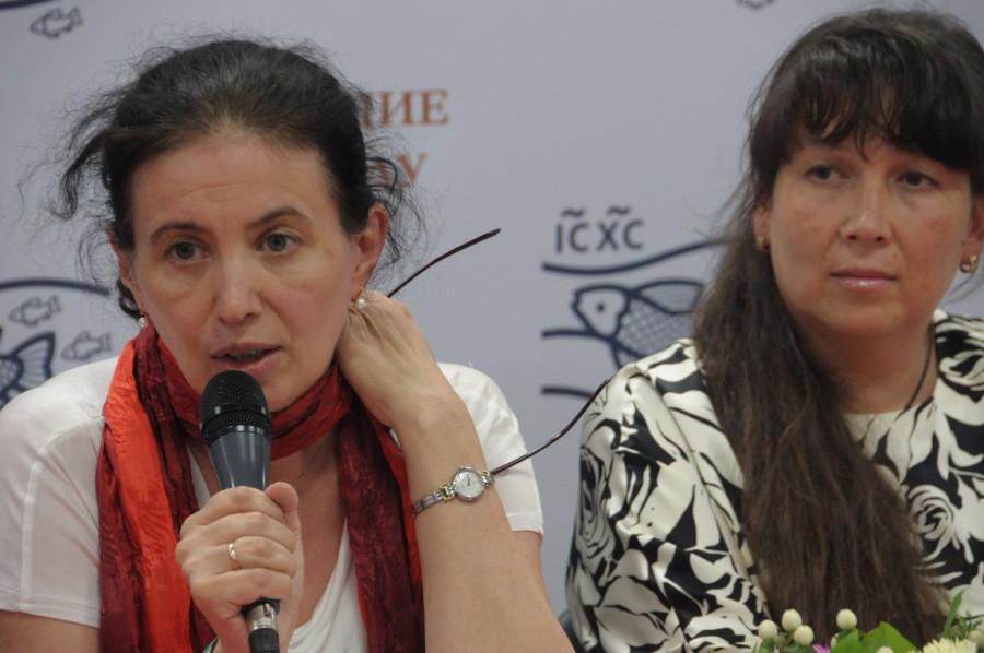 Инна Ткаченко, Елена Каштанова
